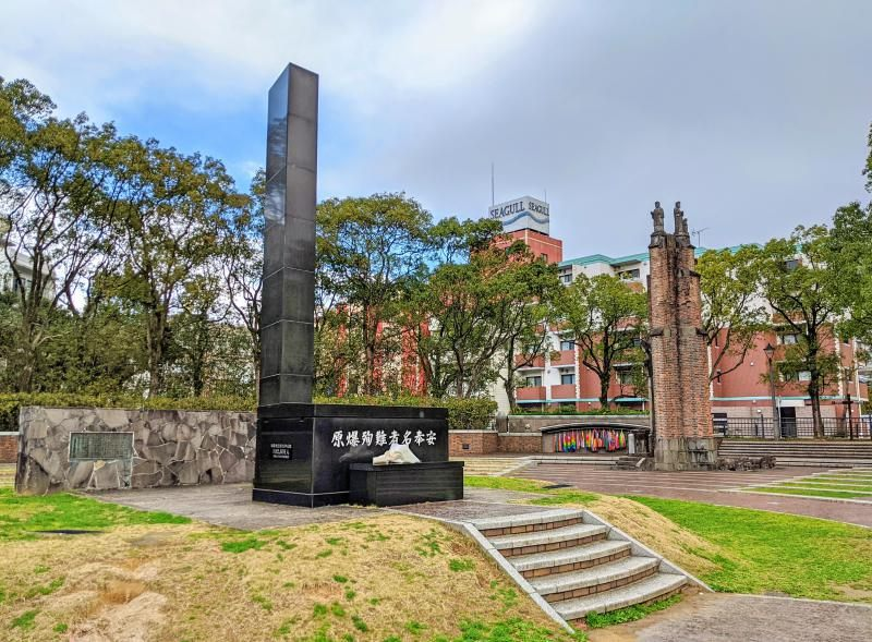 Check out the Nagasaki atomic bomb hypocenter during your one day Nagasaki itinerary.