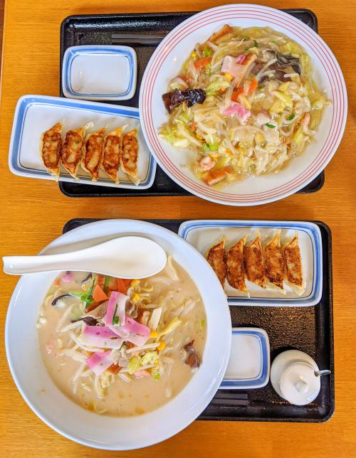 During your one day in Nagasaki, eat champon and sara-udon at Ringer Hut.